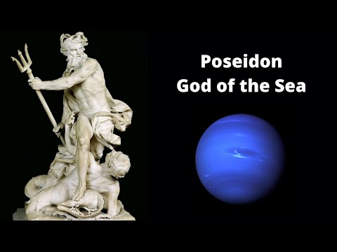 Poseidon: God of the Sea | Greek Mythology (3)