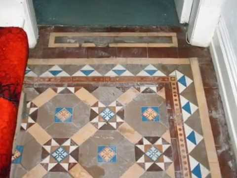 Tile Doctor Victorian Floor Restoration Youtube