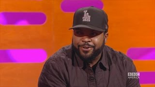 Ice Cube on The Oscars and  Straight Outta Compton - The Graham Norton Show