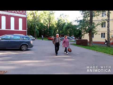 Москва. Парк усадьбы Михалково. На Головинских прудах.Moscow.