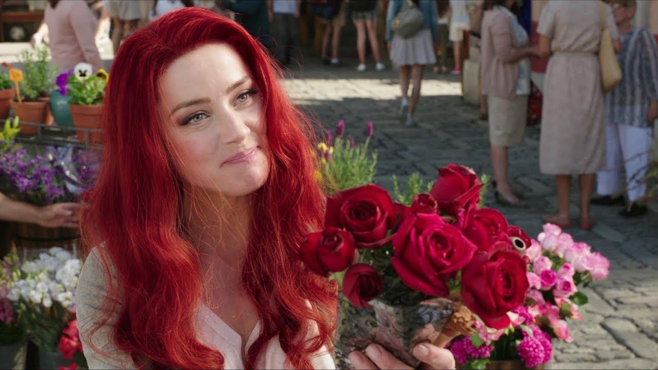 Arthur and Mera go to Sicily | Aquaman [4k, IMAX] - YouTube