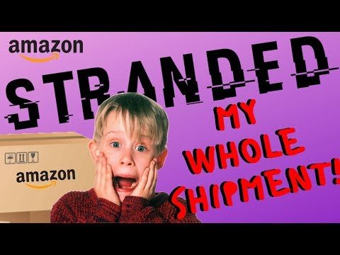 Amazon Stranded My Whole Shipment - How To Fix Stranded Inventory Issues!