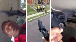 Video Shocking video of fake drive-by shooting has cops' attention download MP3, 3GP, MP4, WEBM, AVI, FLV September 2018