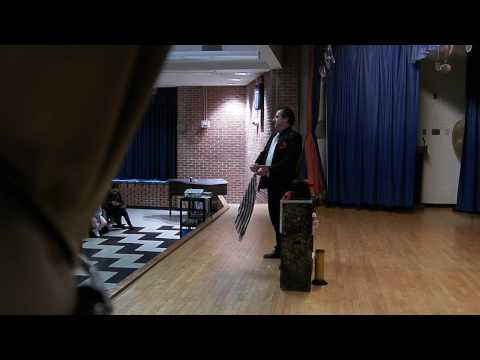 Magic of Vince at a Staten Island School