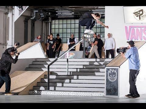 European Vans Shop Riot Finals + Giveaway (Jacopo Carozzi, Rob Maatman, Maxim Kruglov)