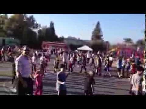 Valencia valley elementary school fall carnival .