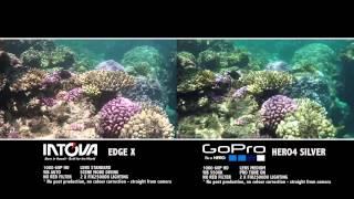 GoPro Hero4 Silver vs Intova EdgeX