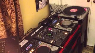 DJ MaidenV - Baddest DJ On One Turntable (90