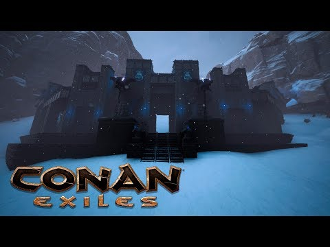 Conan Exiles - Obsidian Build livestream (The Age of Calamitous)