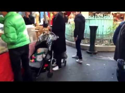 Paris,France,Marche Bio Raspail