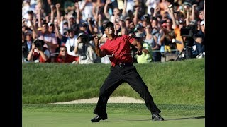 TIGER WOODS Top 10 Most DRAMATIC Moments of ALL TIME