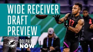 Dolphins Now - Episode 14 | WR Preview