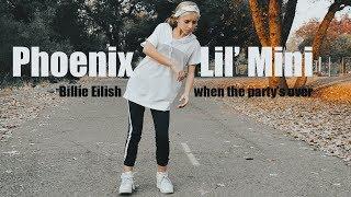 Billie Eilish - when the party's over (Phoenix Lil' Mini Dance Freestyle)