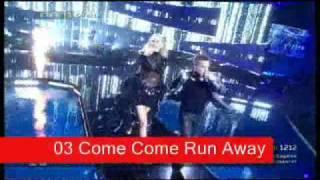 Dansk Melodi Grand Prix 2010 - My Top 5