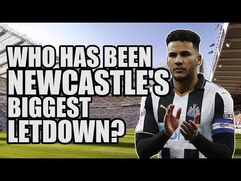 Who's Been Newcastle's Biggest Letdown? | NEWCASTLE FAN VIEW #1
