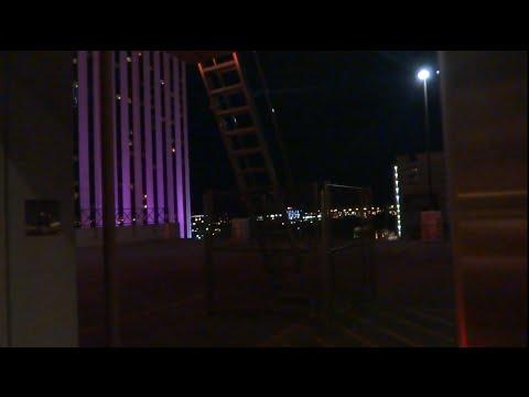 Awesome Scenic Dover Elevators - Club Cal Neva Parking Stadium - Reno, Nevada
