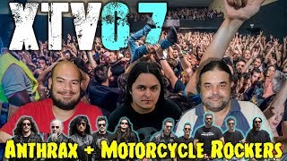 XTV07: Anthrax & Motorcycle Rockers