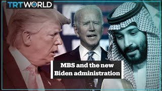 MBS and the new Biden administration