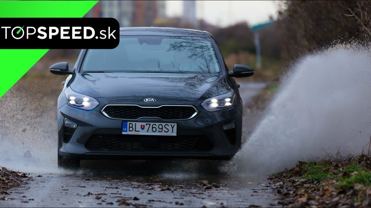 2bbf534c32 KIA Ceed 1.4 T-GDi 2018 test - Alex ŠTEFUCA TOPSPEED.sk - YouTube