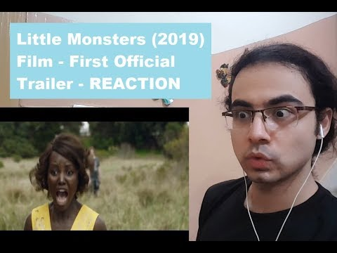 Little Monsters (2019) First Official Trailer REACTION