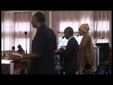 [VOXNEWS] LIBERIA: FINAL PRESIDENTIAL DEBATE (27/09/17)