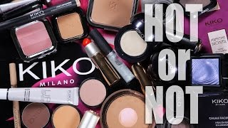 KIKO MILANO COSMETICS | Hot or Not thumbnail