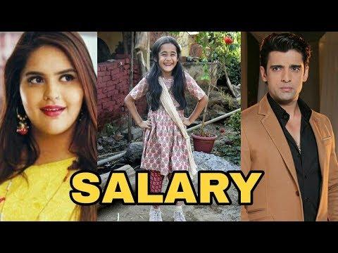 REAL SALARY | Kullfi Kumarr Bajewala Cast Real Salary Per Day Episode | Mohit Malik