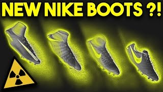 WARNING! New Nike Boots - Radiation Flare Cleats