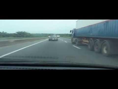 INFRASTRUCTURAL DEVELOPMENT: TRANSFORMATION OF NIGERIAN ROADS: BENIN- OFUSU-ORE RD.