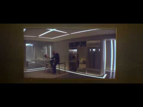 Ex Machina - Behind the Scenes featurette