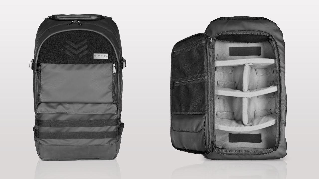 2d27640d0c7b LVL-3 Pack  The Ultimate Modular Backpack (Kickstarter) - YouTube