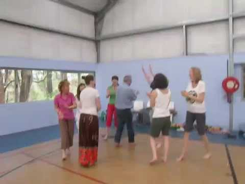 Laughter Yoga Revival Therapy