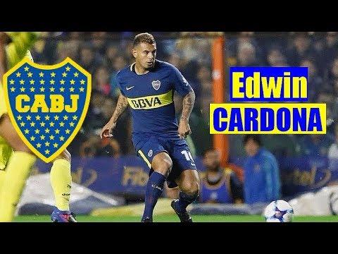 Edwin Cardona | [Rap] Triste Enero | Boca Juniors | Mejores Jugadas y Goles | 2017 | HD1080p