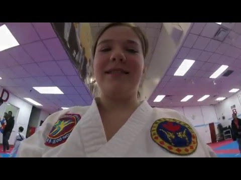 It's A Dyer Thing Red Belt Test Taekwondo April 09 2016