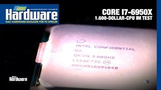 core i7-6950X Test / Review - Crysis 3 & Cinebench R15 mit der 1.600-Dollar-CPU