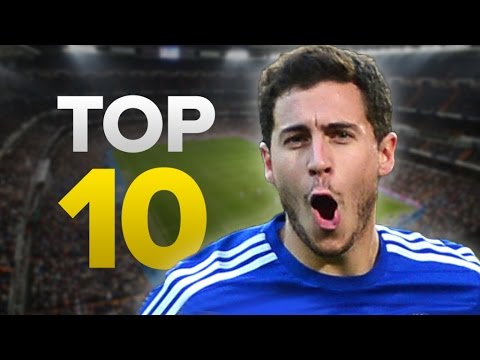 Top 10 Most Valuable Players In The World 2015 | Hazard, Ronaldo, Sterling and more!