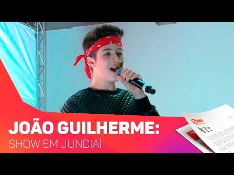 Show João Guilherme em Jundiaí! - TV Sorocaba/SBT