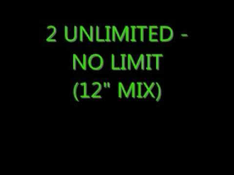 """2 Unlimited - No Limit (12"""" mix)"""