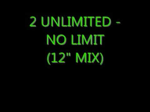 2 Unlimited - No Limit (12