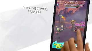 Steam Town Inc. Zombies & Shelters - Steampunk RPG Gameplay Trailer ANDROID GAMES on GplayG