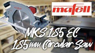 Mafell Mks 145, 165, 185 Ec Portable Circular Saw