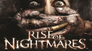 Sangue e Terror no Kinect - Rise of Nightmares Colono style #1