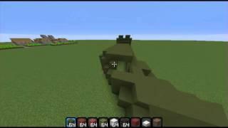 //Cocodrilo//Construyendo en Minecraft//0 Lag//