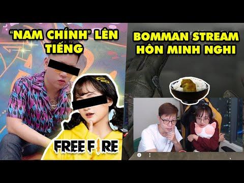 Stream Biz #27: Nam chính trong vụ Nữ Streamer Free Fire lộ clip lên tiếng - Bomman hôn Minh Nghi