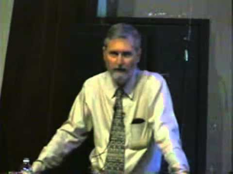 2004 Albert W Johnson Lecture - Melbourne Hovell