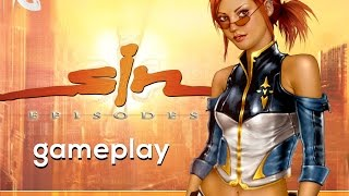 SiN Episodes Emergence - Gameplay Walkthrough [No Commentary] HQ60FPS