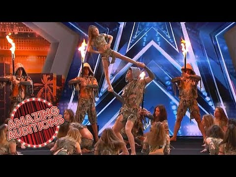 America's Got Talent 2018 –  Funniest / Weirdest / Worst Auditions – Part 3
