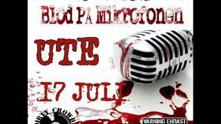 Black Ghost- Blod På Mikrofonen (Blod på mikrofonen mixtape)