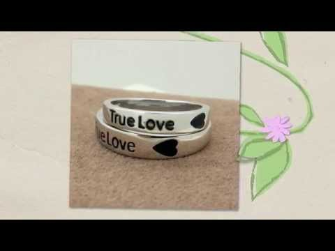 Beautiful Promise Rings for Couples