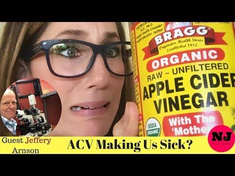 Raw Apple Cider Vinegar Making You Sick?